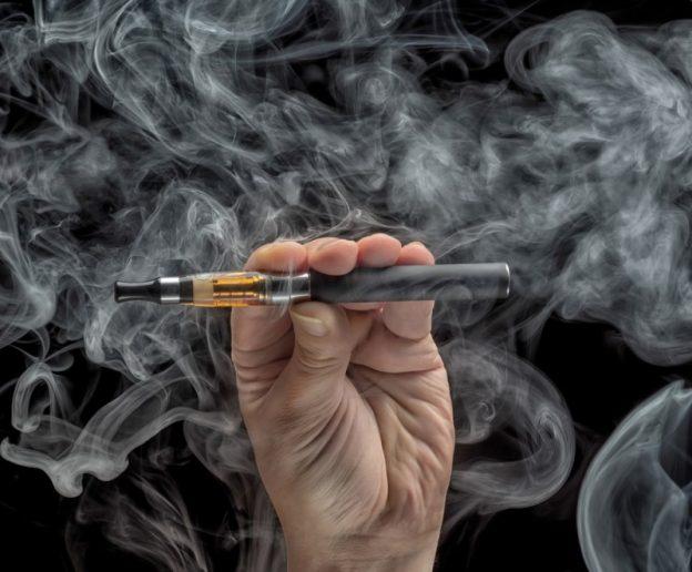 En stor verden af E-cigaretter
